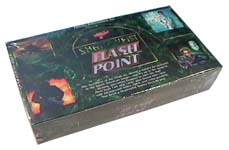 Shadowfist Flashpoint booster display box