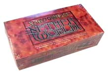 Shadowfist Netherworld booster display box